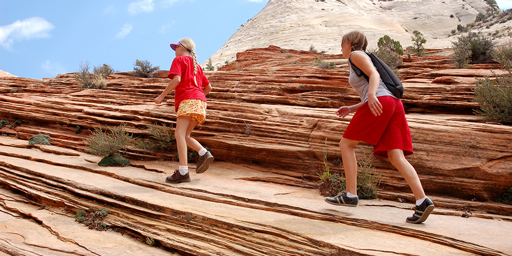 Red Rock Canyon Hiking