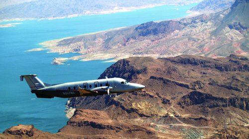 Grand Canyon South Rim Airplane & Ground Deluxe Tour from Las Vegas