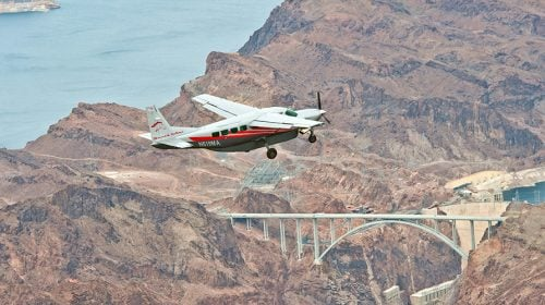 Grand Canyon South Rim Airplane & Ground Tour From Las Vegas