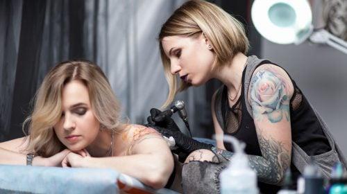 Pair-A-Dice Tattoo