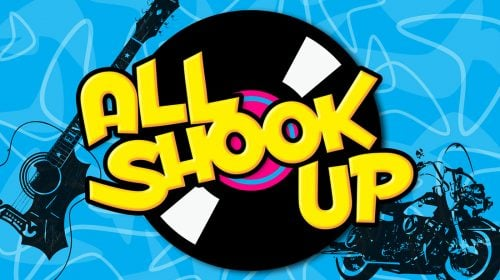 ALL SHOOK UP | Tribute to The King