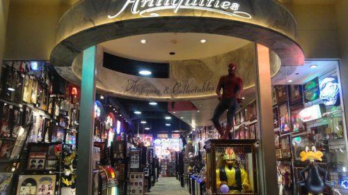 Antiquities Las Vegas | Celebrity Memorabilia
