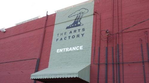 The Arts Factory in Las Vegas