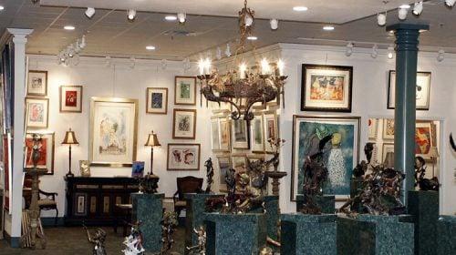 Centaur Art Gallery – Las Vegas Art Galleries