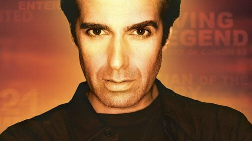 David Copperfield | Las Vegas Magician