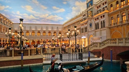 Grand Canal Shoppes | Shopping at the Venetian