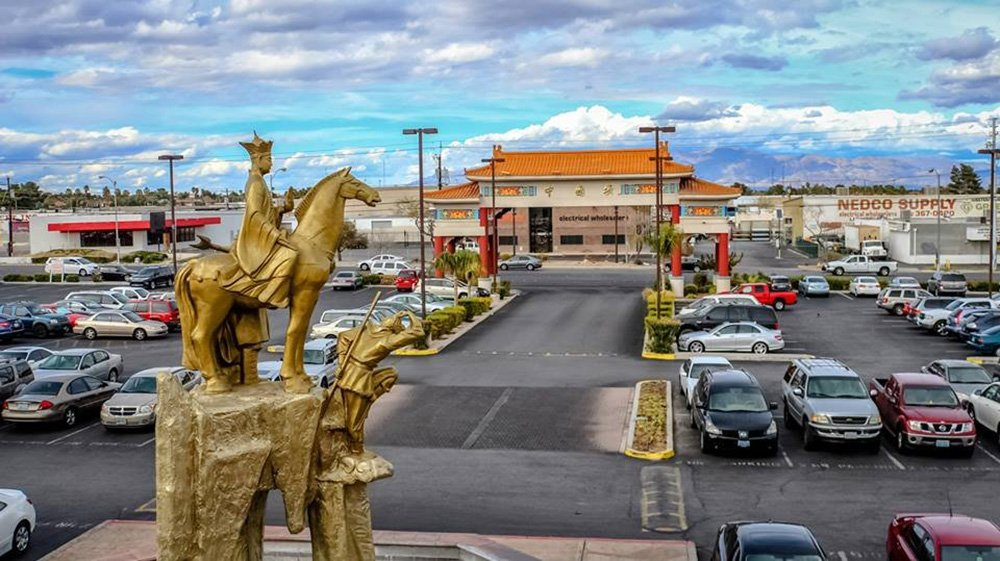 Las Vegas Chinatown Plaza Things To Do In Las Vegas