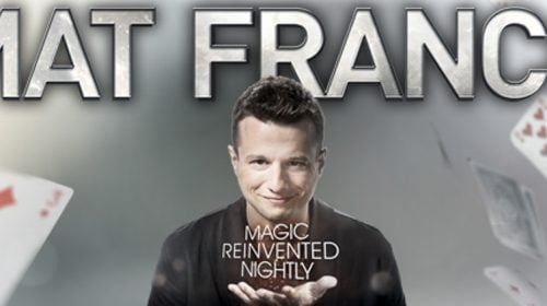 Mat Franco | Las Vegas Magician at the LINQ