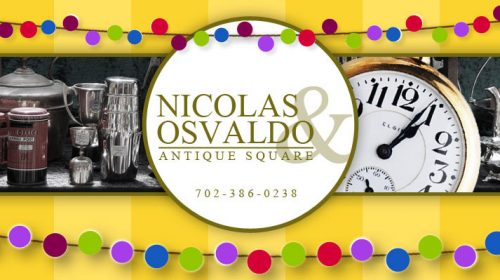 Nicolas And Osvaldo Antiques Las Vegas