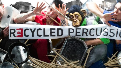 Recycled Percussion Band
