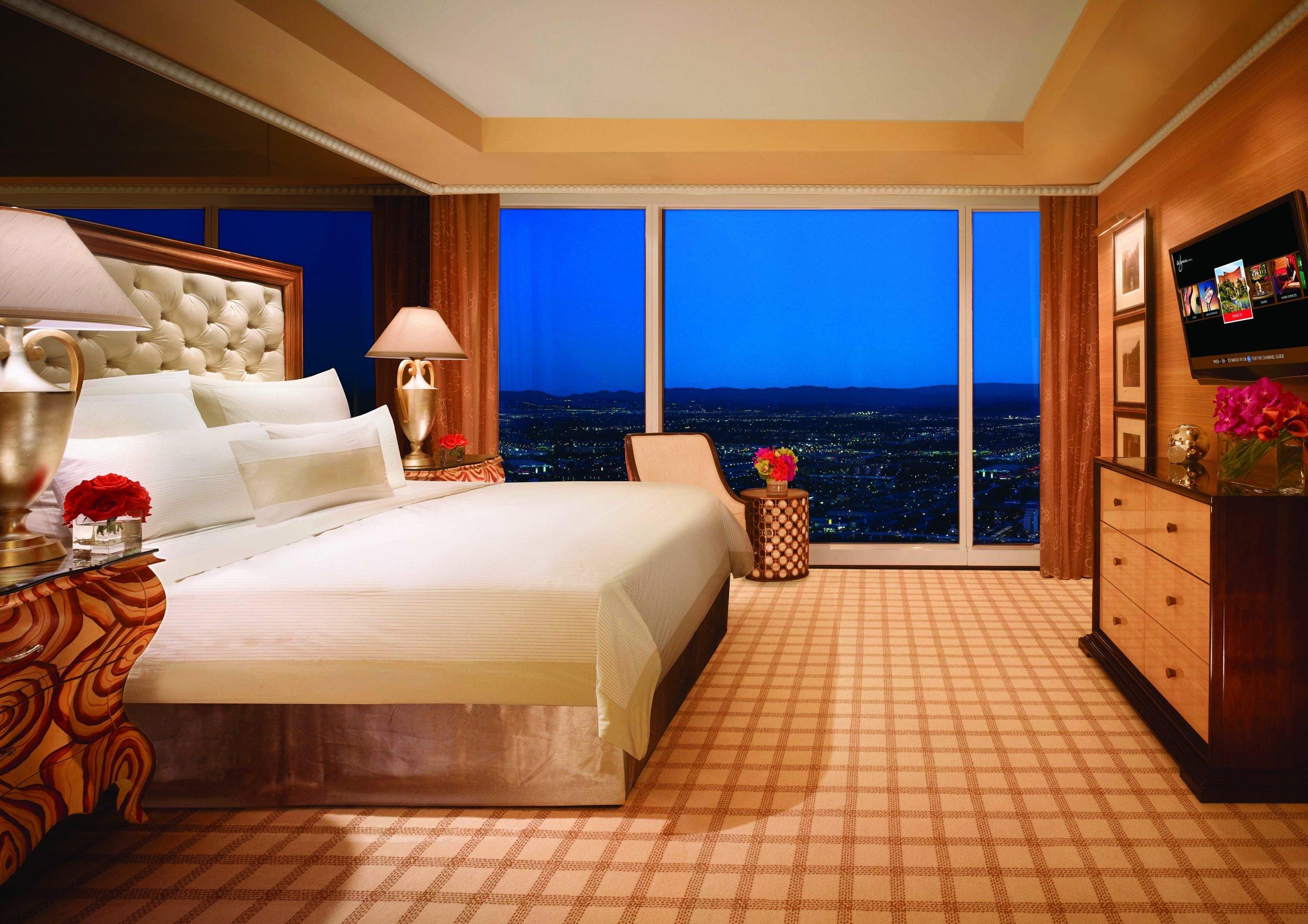 Wynn Resorts | 5 Star Luxury Hotel Rooms