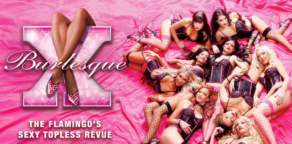 X Burlesque Topless Revue in Las Vegas