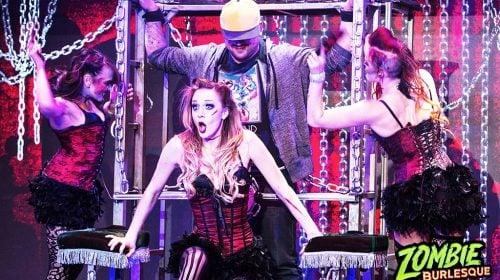 Las Vegas Zombie Show – Zombie Burlesque