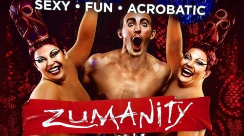 Zumanity | Cirque Du Soleil | CLOSED PERMANENTLY