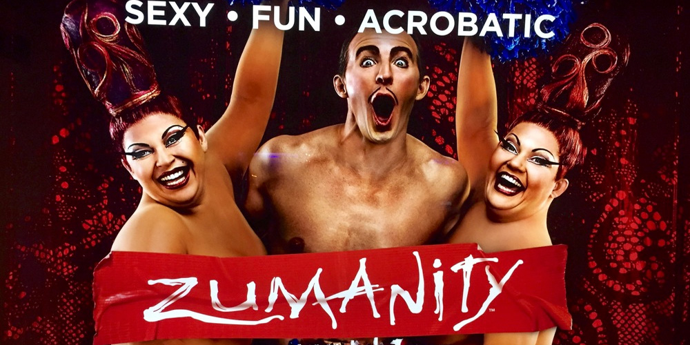 Zumanity: an Erotic Thrill Ride!