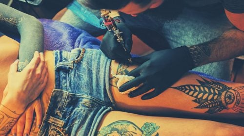 Chrome Gypsy Tattoo