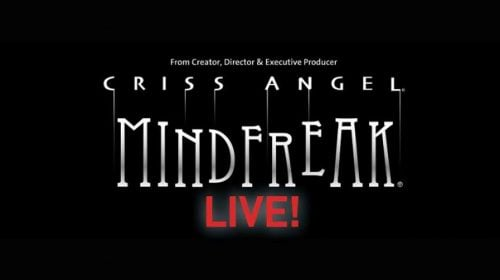 Criss Angel's MINDFREAK LIVE!