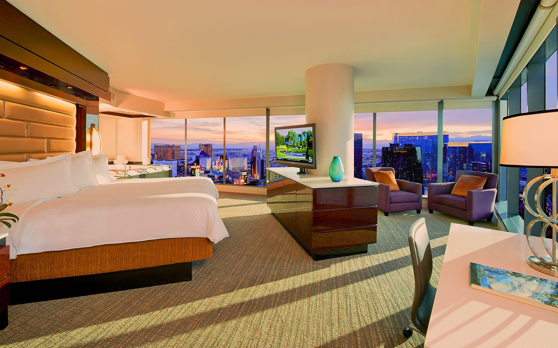 How Do I Get Free Hotel Rooms In Las Vegas