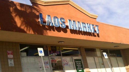 Laos Market in Las Vegas