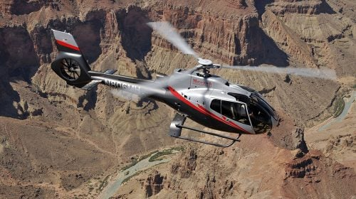 VIP Grand Canyon Helicopter Flight