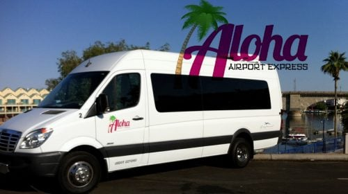 Arizona Aloha Airport Express