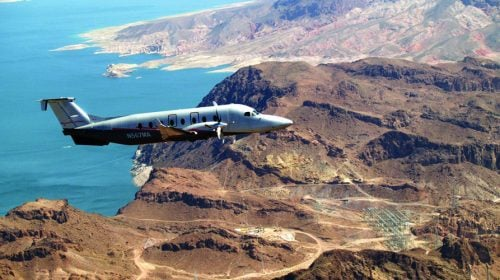Grand Canyon West Rim Airplane & Ground Tour From Las Vegas