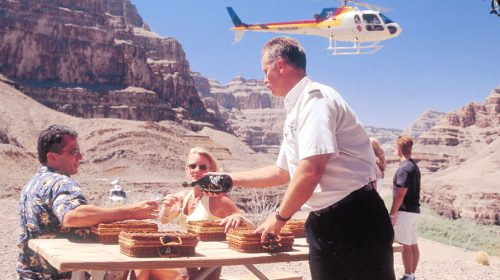 Find a Grand Canyon Helicopter Tour Experience