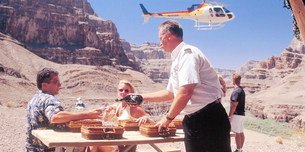 Best Helicopter Tours From Vegas To Grand Canyon