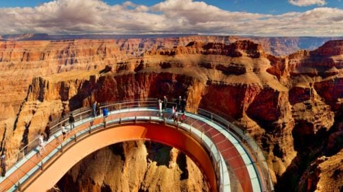Grand Canyon Skywalk Express
