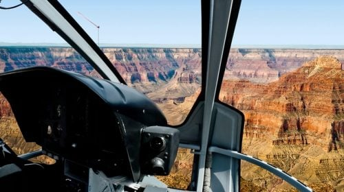 VIP Grand Canyon Helicopter Flight with Rafting – No Landing