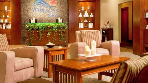 Hibiscus Spa | The Westin