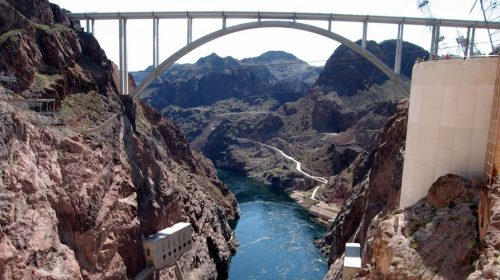 Hoover Dam Bus and Boat Tour