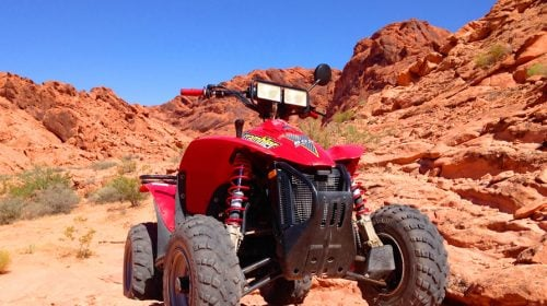 Las Vegas ATV Tours – Valley of Fire