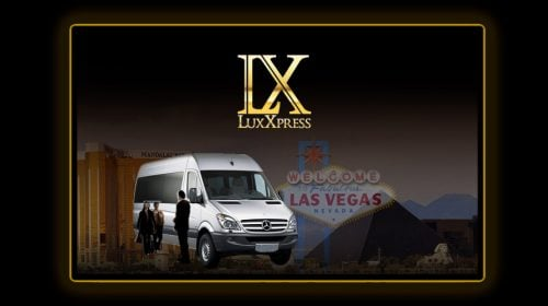 LuxXpress – Las Vegas Bus