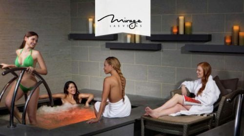 The Spa – The Mirage Hotel