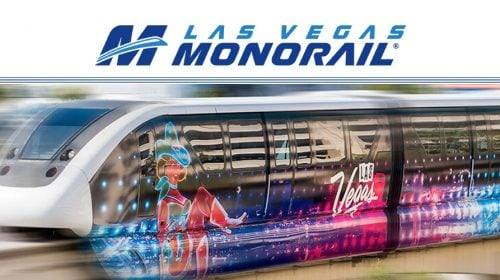 Las Vegas Monorail Route Map