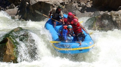 Rafting Vail, CO – River Rafting