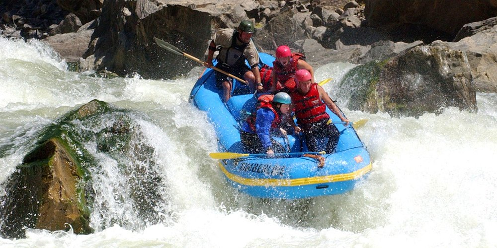 Rafting Vail, CO