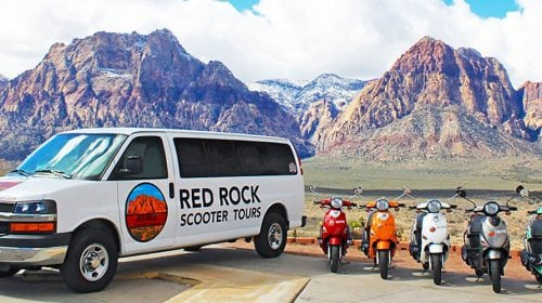 Red Rock Tours – Scooter Tours