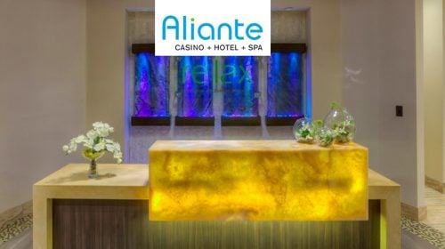 Spa at Aliante Gaming