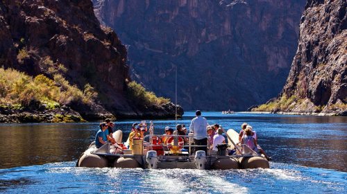 River Raft and Hoover Dam Tour Combination