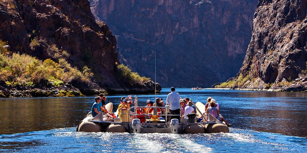 River Raft & Hoover Dam Combination