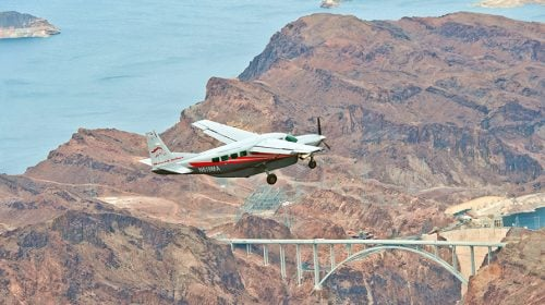 Grand Canyon Airplane Air Only Tour From Las Vegas