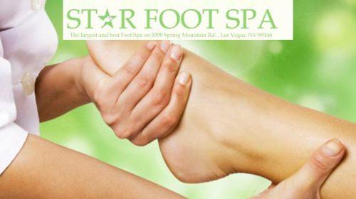 Star Foot Spa Las Vegas