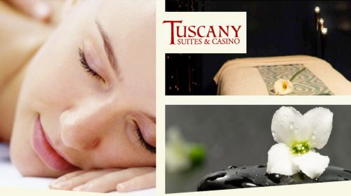 The Spa at Tuscany Las Vegas