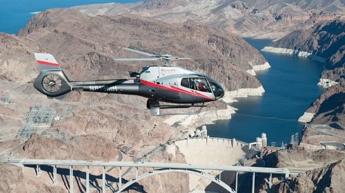 VIP Las Vegas Strip Night Flight and Hoover Dam