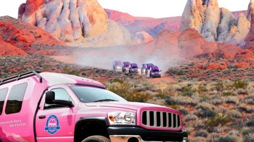Red Rock Canyon Jeep Tour