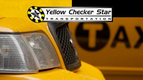 Yellow Checker Star Las Vegas