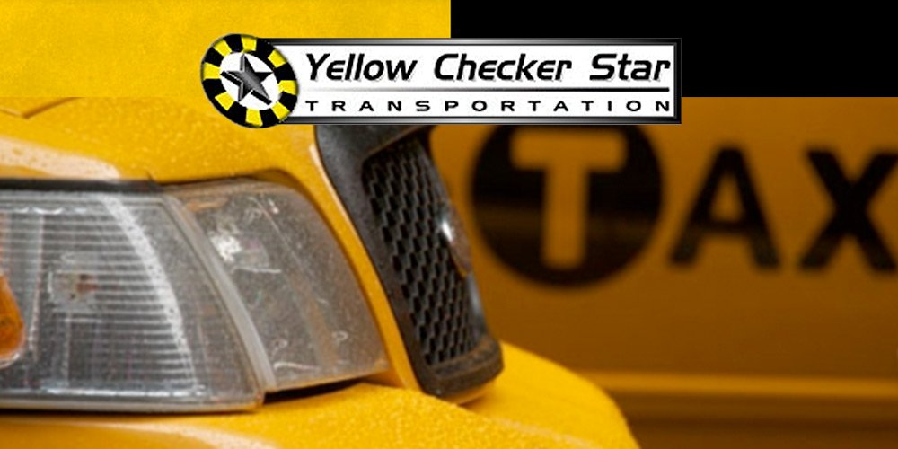 Yellow Checker Star LV