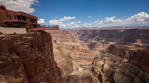 VIP Grand Canyon West Rim Helicopter, Boat & Skywalk